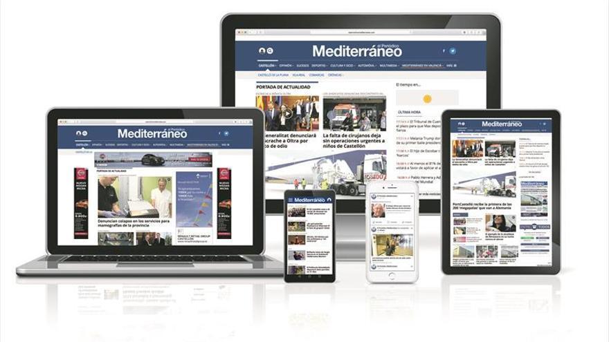 'Mediterráneo' más digital