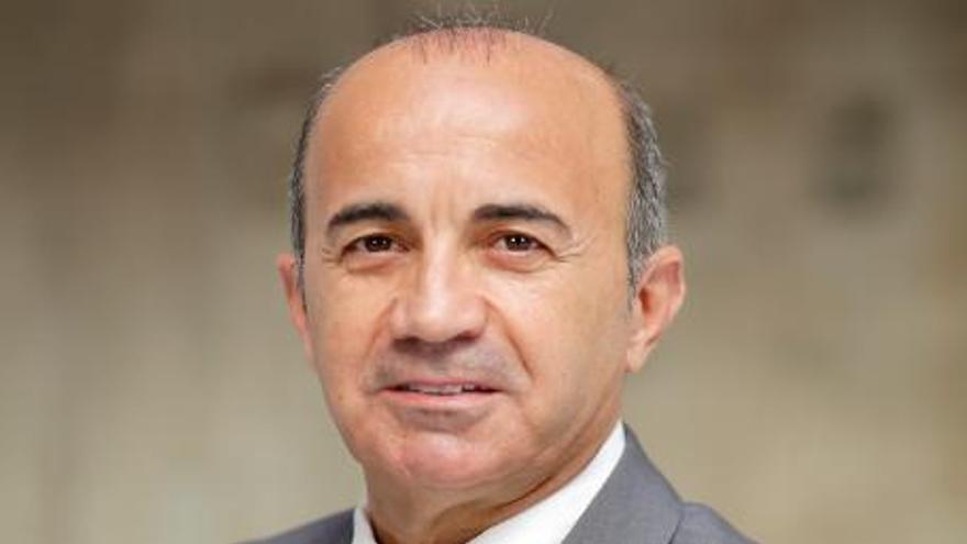 Pedro López, diputado del Grupo Parlamentario Socialista en la Asamblea Regional.