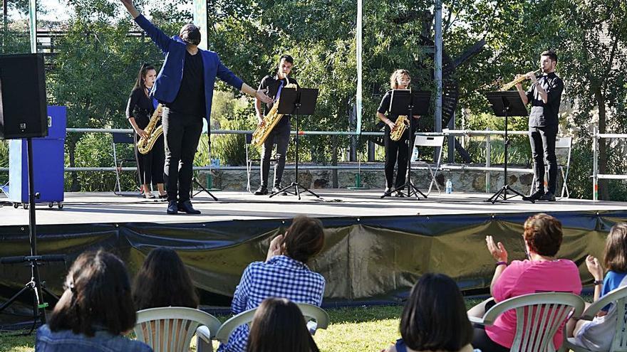 Magia y música en las aceñas de Cabañales de Zamora