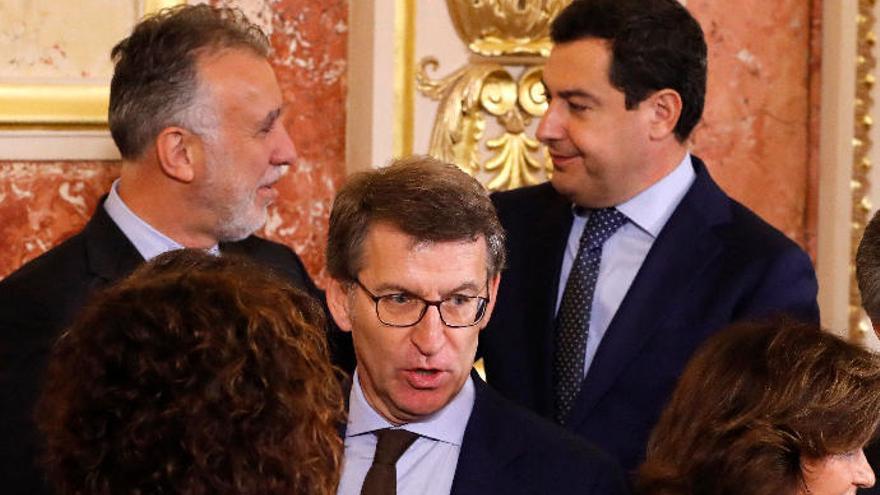 """Torres rechaza ligar la """"necesaria"""" reforma constitucional al pacto de gobernabilidad"""
