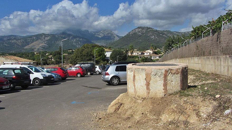 Una sentencia confirma la ilegalidad de dos aparcamientos en Campanet