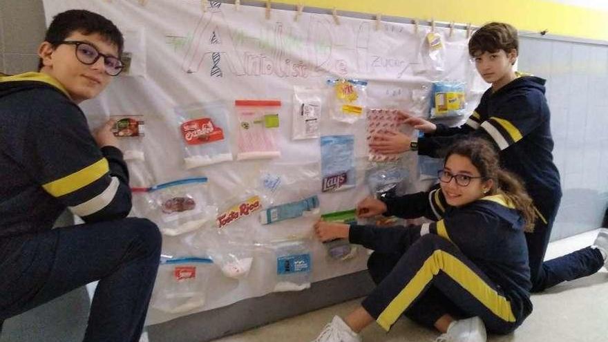 Ofensiva contra el azúcar en Mos