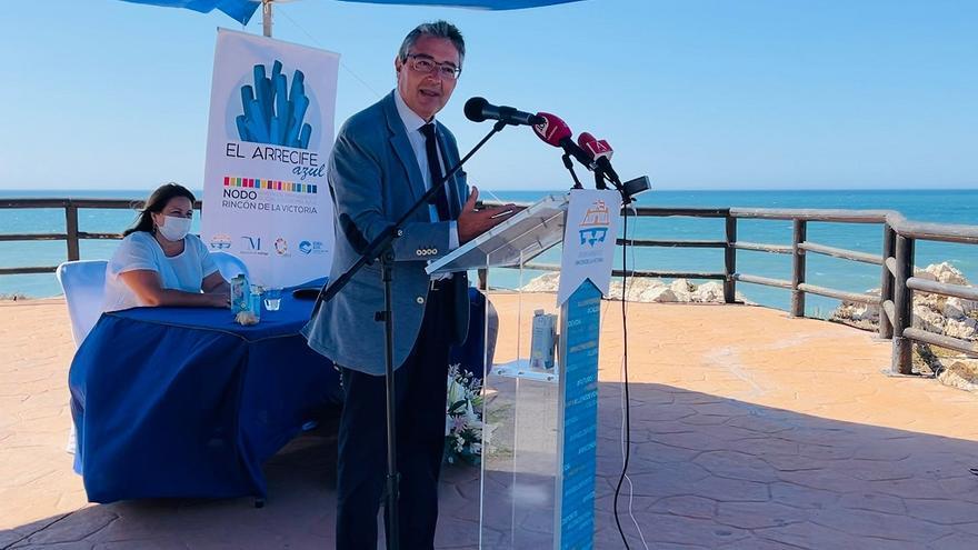La Diputación impulsa en Rincón el primer centro de innovación especializado en economía azul