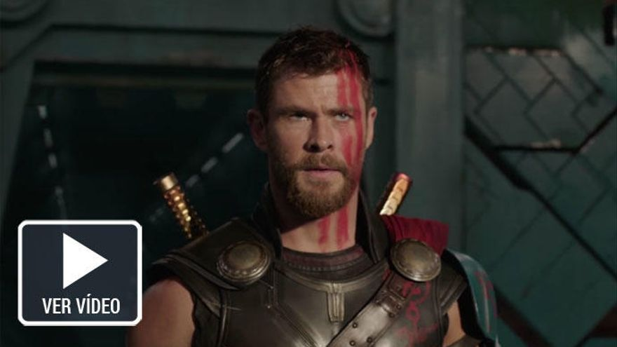 Chris Hemsworth, espectacular en el nuevo trailer de 'Thor: Ragnarok'