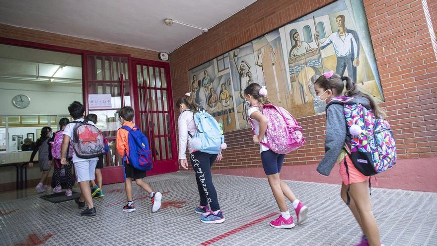 Cambio de última hora en el calendario escolar de Castelló