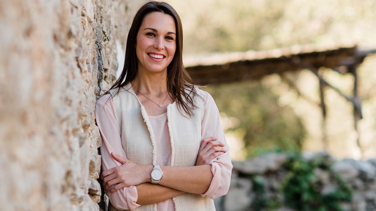 Yasmina Delgado, educadora social en Ibiza