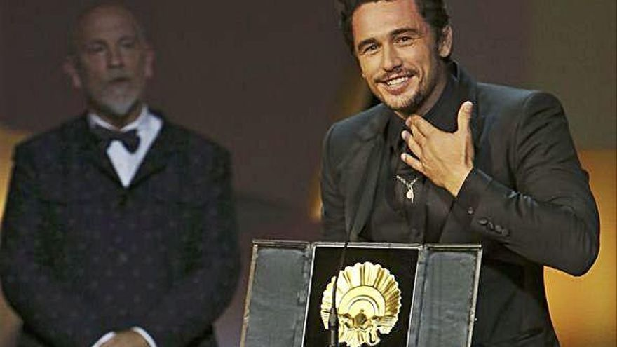James Franco, acusado de abusos
