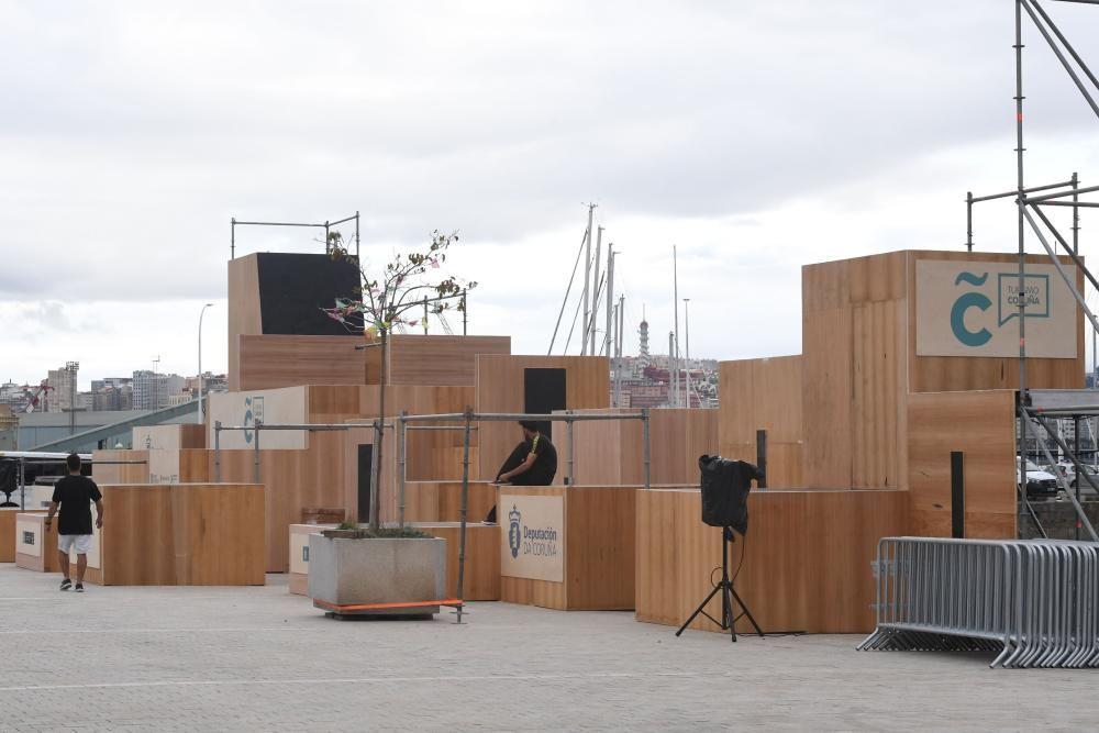 El festival reunirá en A Coruña durante tres días a más de 200 profesionales procedentes de 15 países que competirán en disciplinas como psicoblock, boulder o parkour.