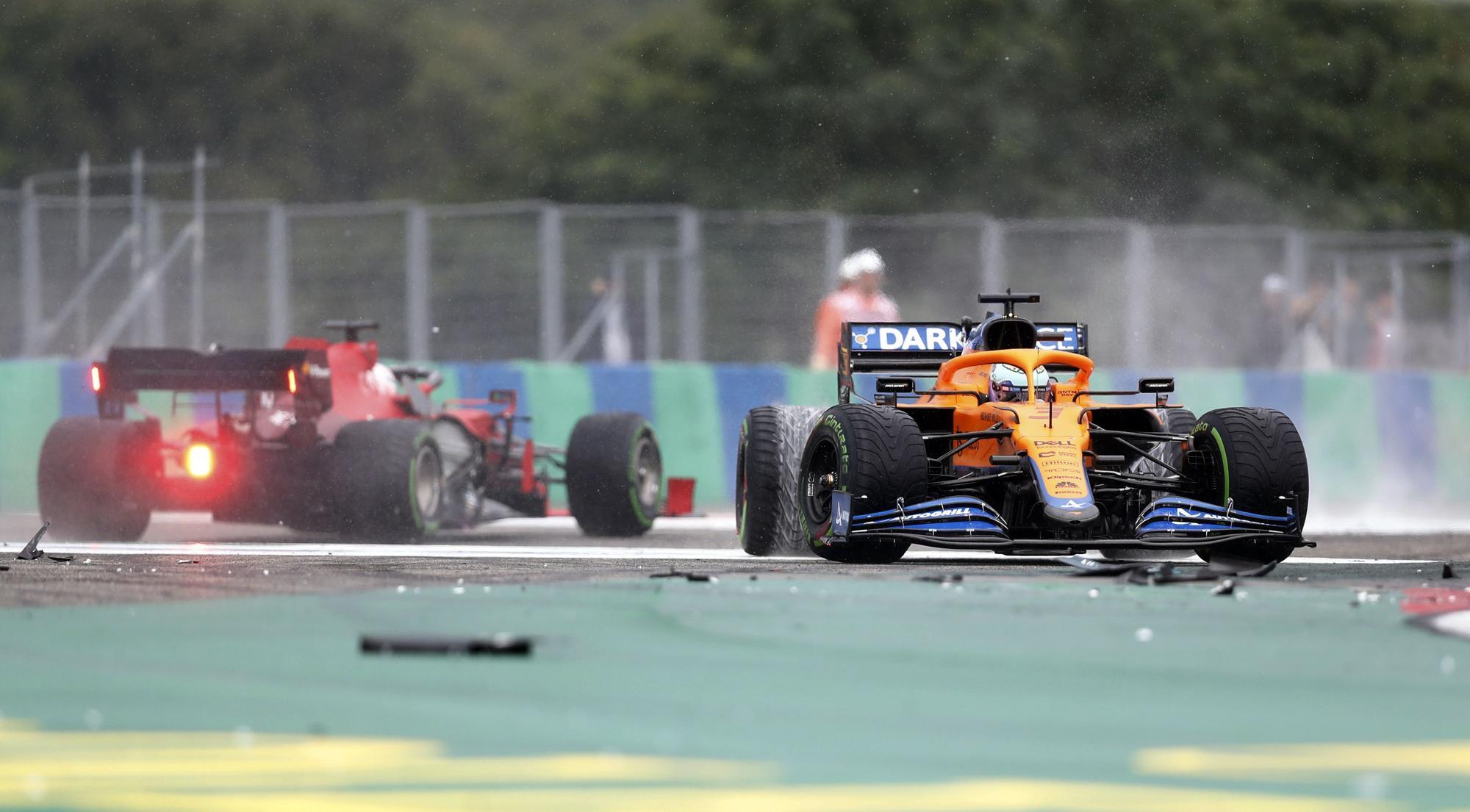 Fórmula 1: GP de Hungría