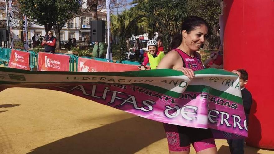 Isabel García y Sergio Ortiz vencen en Posadas
