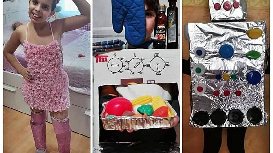 Pedroche, el horno y el robot, premiados en una de las categorías. | Cedida