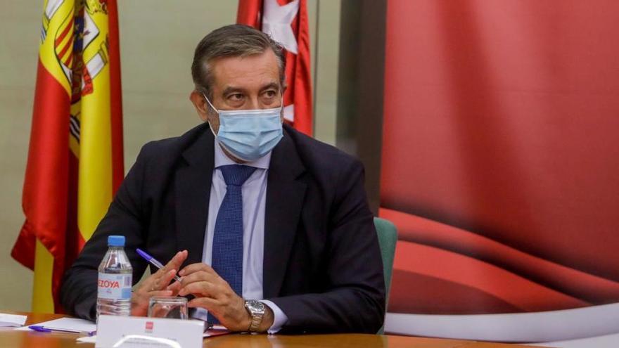 """Madrid, al Gobierno: """"No puede imponer medidas"""""""