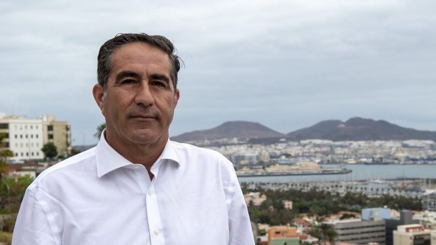 Candil acusa a Hidalgo de abandonar a los comerciantes de Tomás Morales