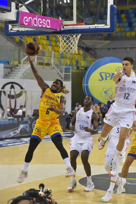 Herbalife Gran Canaria - Real Madrid