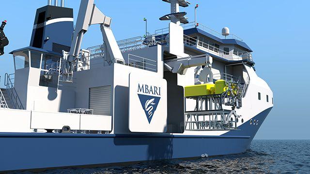 Así será el oceanográfico que construirá Freire para USA
