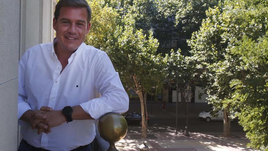 Roger Cerdà: «El gesto de Raimon con Xàtiva le honra y esta donación beneficia de manera indudable a la ciudad»