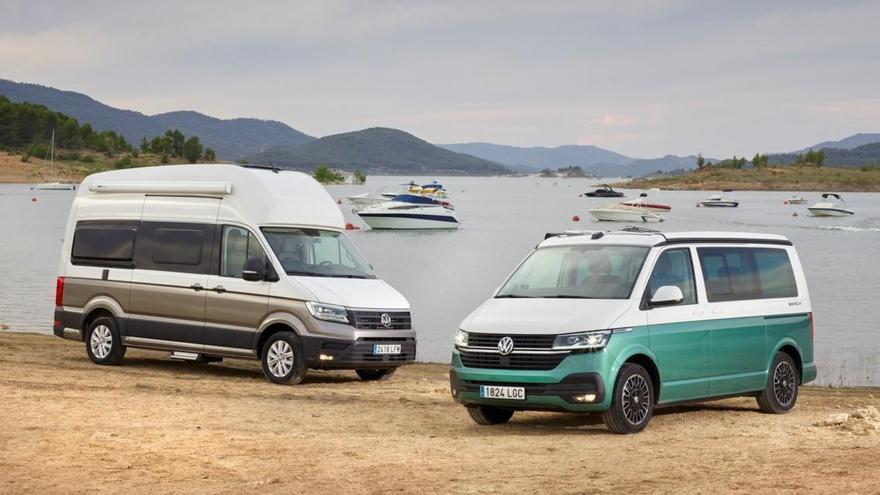 Volkswagen Gama Camper: así son las nuevas California y Grand California