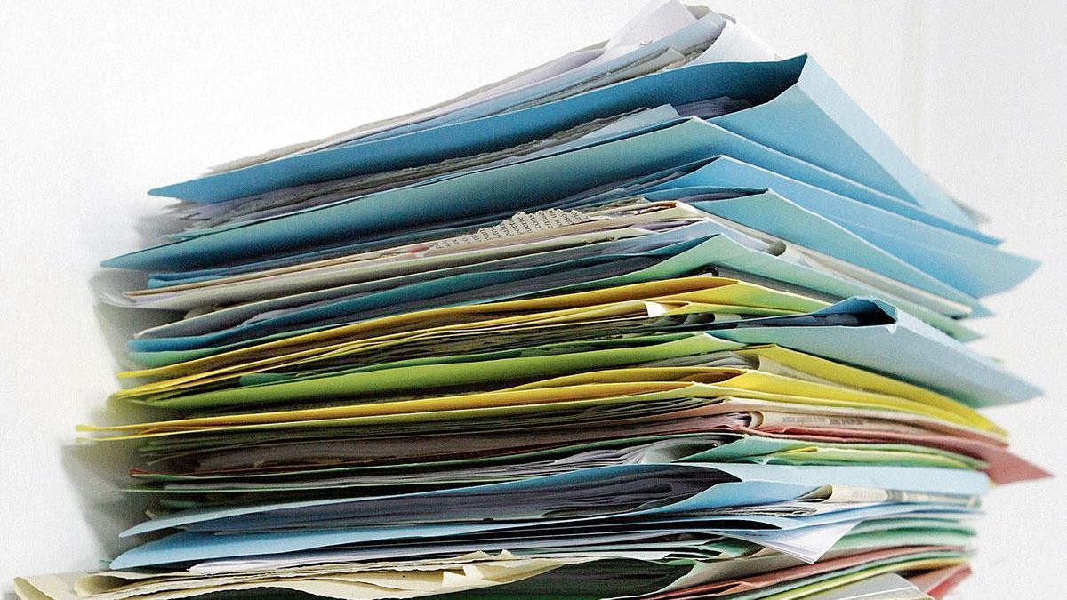 Für die Sozialhilfe sind einige Dokumente nötig.