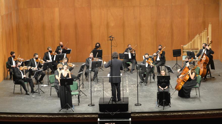 De lo sublime a lo celestial. Concierto en el Gran Teatro de Elche en memoria a las víctimas del covid-19