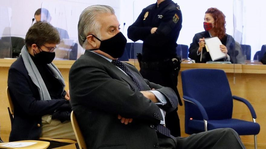 El juez avala el primer permiso a Bárcenas, de doce días