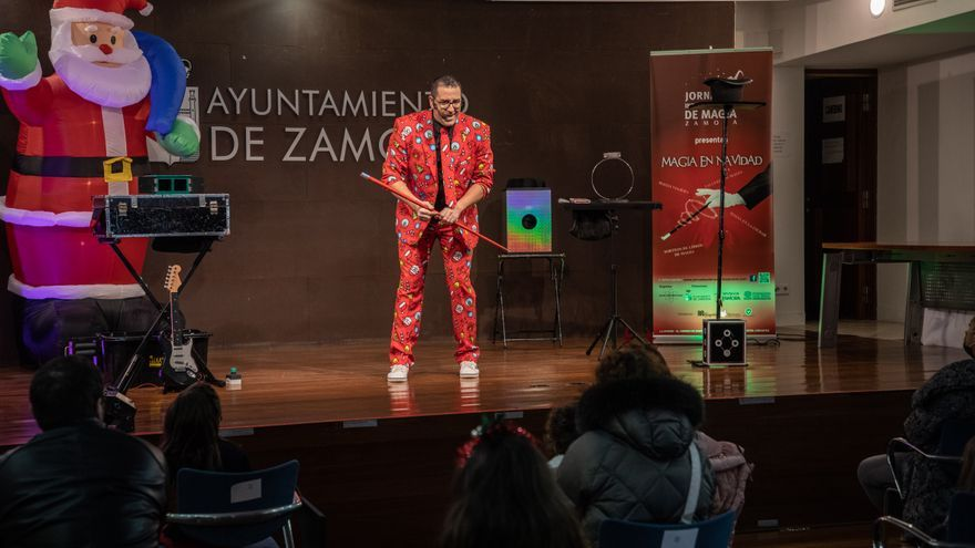 Navidad en Zamora: fiestas de abracadabra