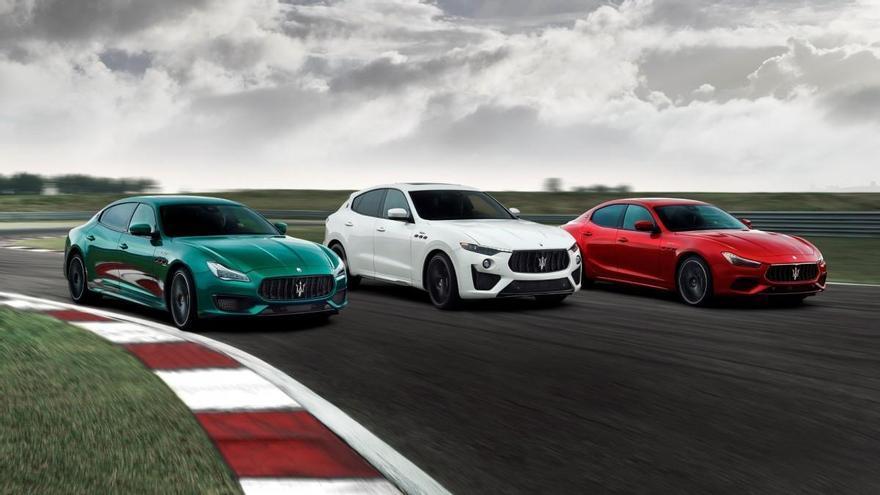 Maserati Quattroporte y Ghibli Trofeo: las berlinas Maserati más rápidas de la historia