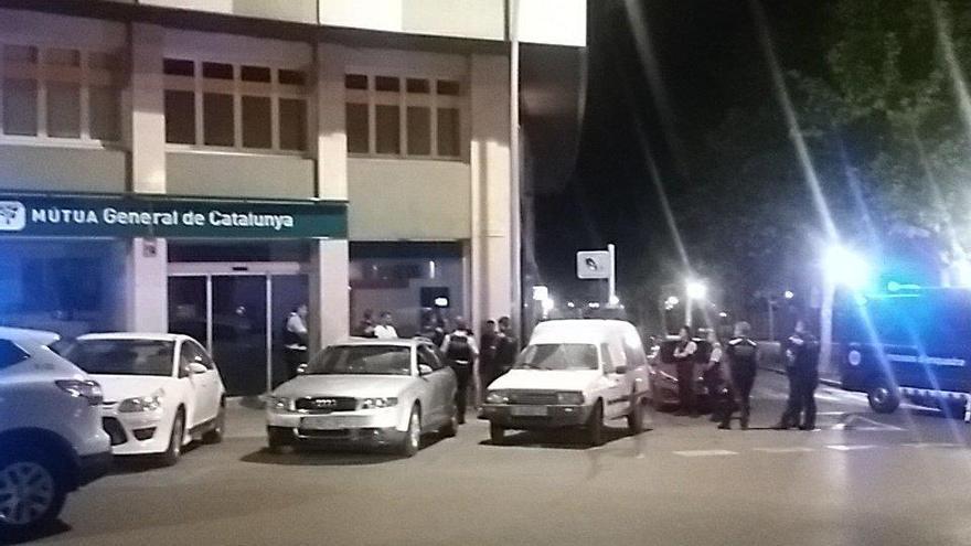 L'Ajuntament de Manresa serà acusació en l'agressió ultra de la plaça 11 de Setembre