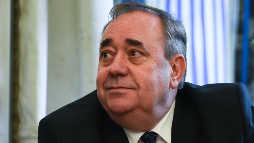 Salmond abandona el SNP escocés por denuncias de acoso sexual