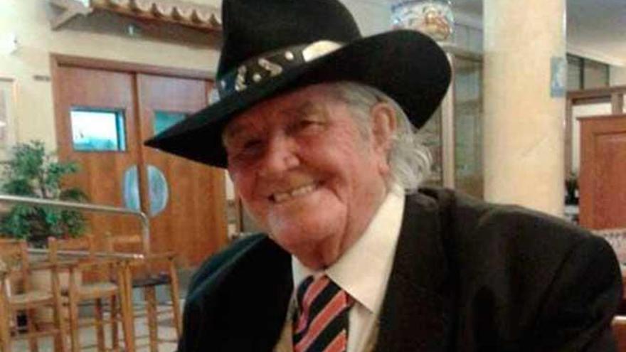 Muere Johnny Valentino, la voz de Mallorca que enamoró a Ava Gardner