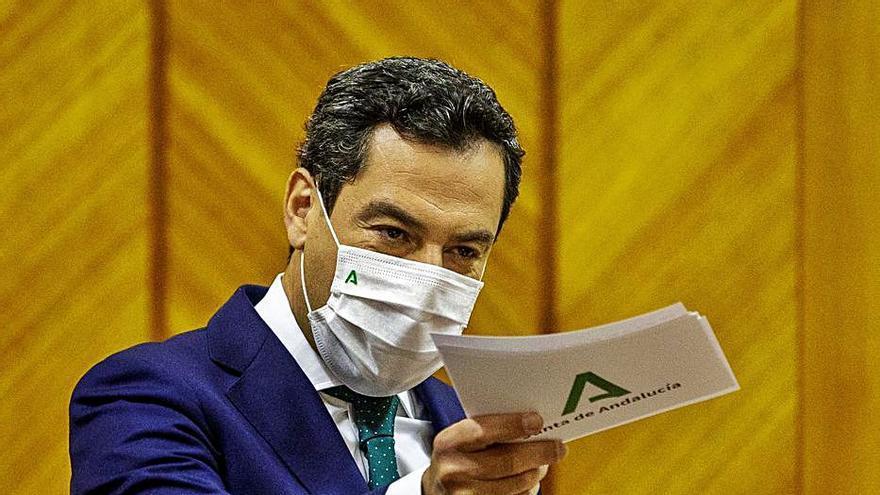 El PP intenta rebaixar la tensió amb Vox a Andalusia per evitar eleccions