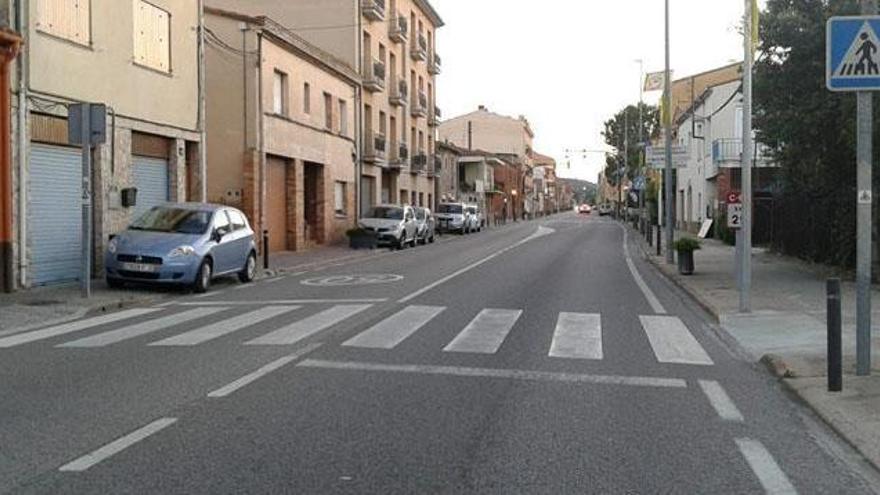 L'Ajuntament de Celrà i la Generalitat acorden la redacció del projecte de variant de la C-66