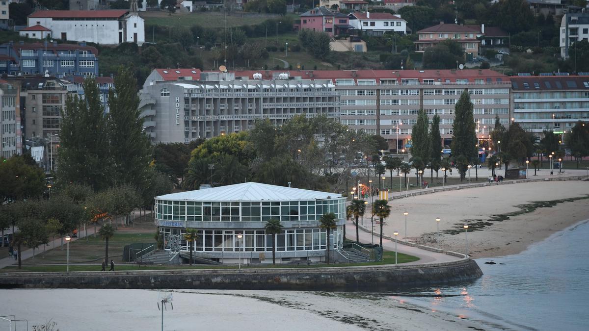 Vista general del municipio de Sada