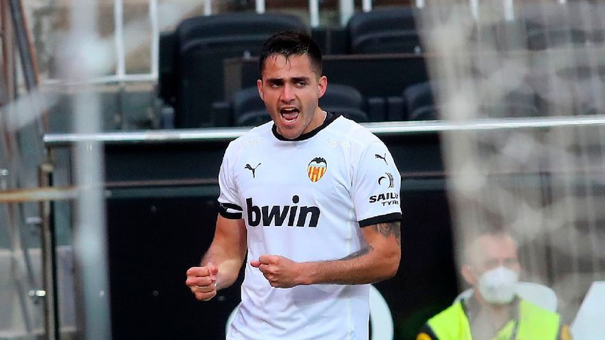 Maxi Gómez acaba con la pesadilla (3-0)