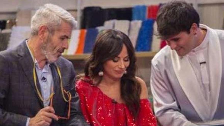 """""""Maestros de la costura"""" regresa con un programa grabado en Ourense"""