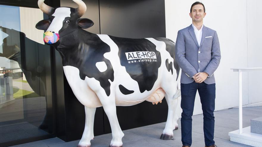Ale-hop, la vaca que factura 140 millones