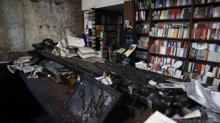 El fuego en Proteo pudo originarse en la primera planta del edificio