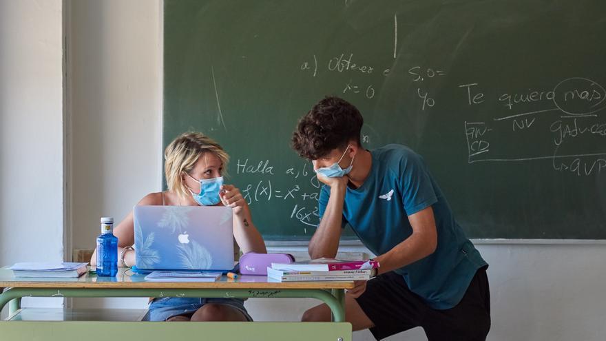 Dieciocho positivos por coronavirus en los centros educativos de Ibiza y Formentera en la última semana