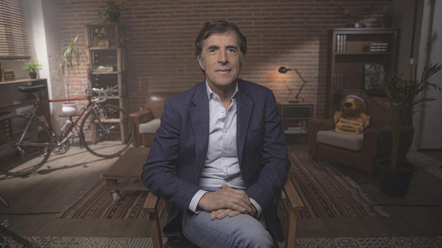 """Perico Delgado: """"He fet 11 Vueltas a Espanya, n'he guanyat 2. Per tant, soc un gran fracassat, oi?"""""""