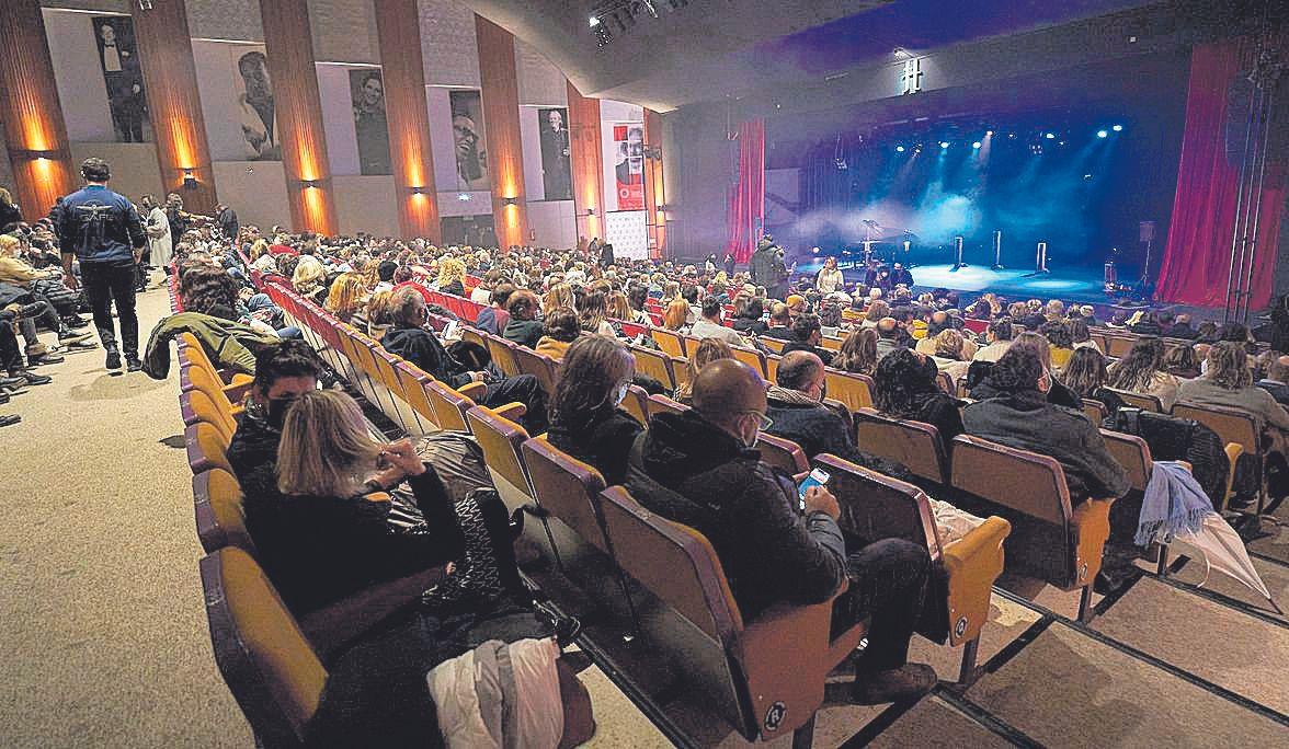El Trui Teatre planta cara a la pandemia con música.