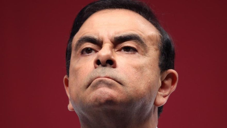 Mitsubishi acusa a Carlos Ghosn de cobros irregulares