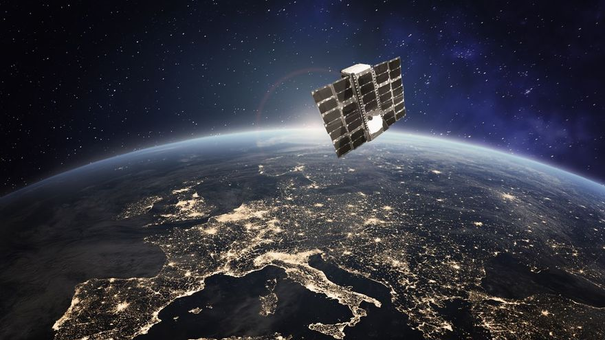 Sateliot orbita en la era de los nanosatélites
