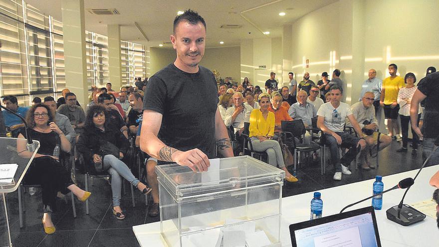 Pepe Beltrán reeditará la presidencia de la Federació de Colles de Castelló