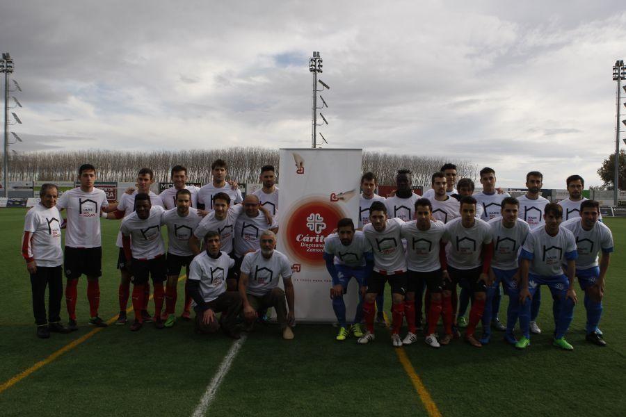CD Villaralbo - Zamora CF