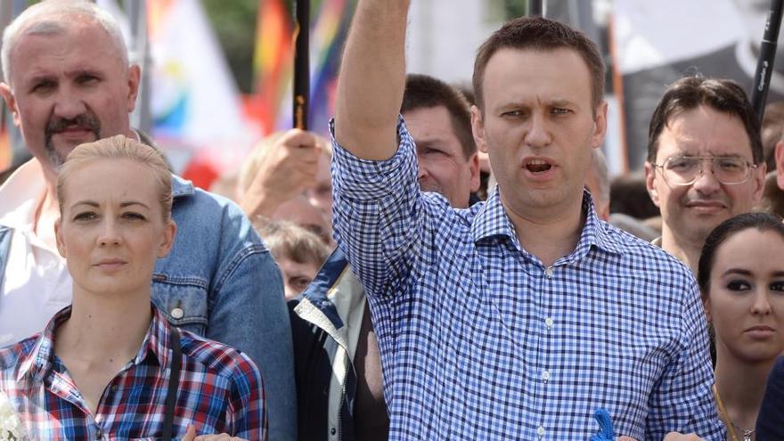 Laboratorios en Suecia y Francia confirman el envenenamiento de Navalni