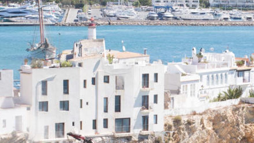 Detenida tras agredir a otra mujer con un arma blanca en Ibiza