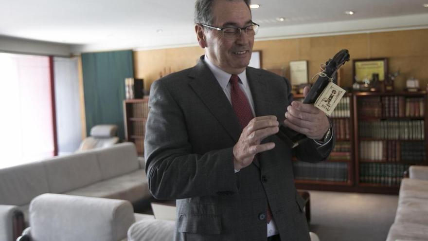 Sabino García Vallina, presidente de TSK, galardonado con el XXII Premio Astur Manager