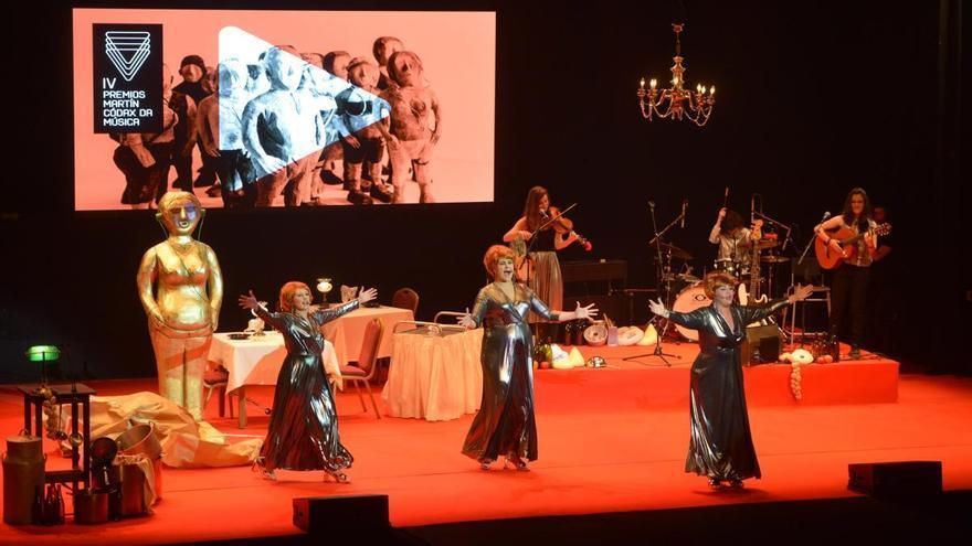 Los premios Martín Códax celebrán su gala en octubre