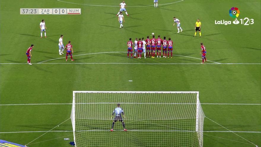LaLiga 123: El resumen del Zaragoza - Numancia (0-0)