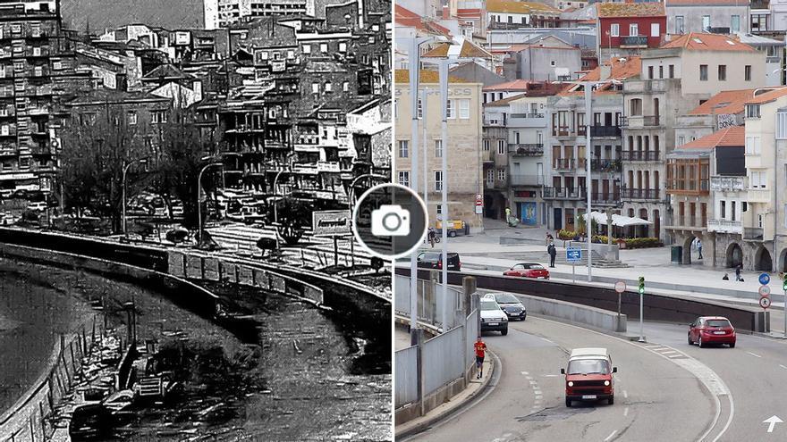 El túnel de Beiramar, la gran válvula del tráfico de Vigo, cumple un cuarto de siglo con 1.700 coches por hora