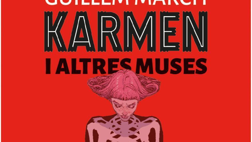 Guillem March presenta en Palma su obra más personal, 'Karmen'